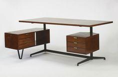 277: Osvaldo Borsani / desk < Modern Design, 30 March 2008 < Auctions | Wright