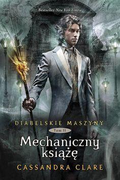 Diabelskie maszyny: Mechaniczny książę (Cassandra Clare)  #recenzja #portafortunas
