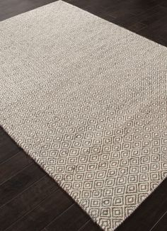 Naturals Ambary Brown Tone-on-Tone Area Rug | Wayfair
