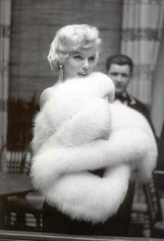 marilyn-monroe-collection:    Marilyn Monroe attending the...