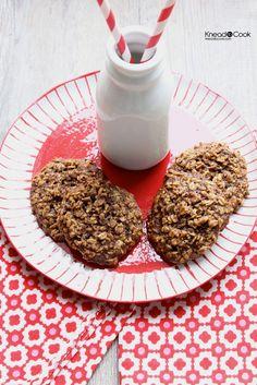 3 of my favorite ingredients! Oat + Chobani + PB2 Cookies. Gluten-free!