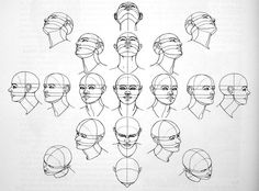 Head positions