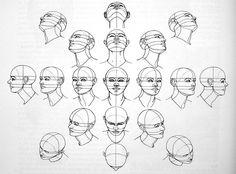 인체비례,비율 참고 그림 : 네이버 블로그