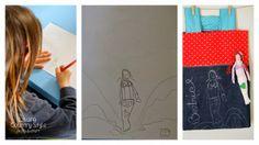 Handmade kids: draw, make and play together