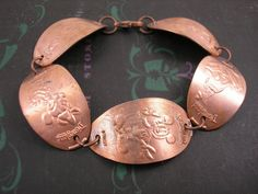 LOVE this idea! Jewelry made out of collectible pressed pennies from #disneyland!