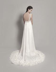 Robe de Mariée : Christophe-Alexandre DOCQUIN 2014