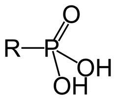 Acids - Structures: Phosphonic Acid Group
