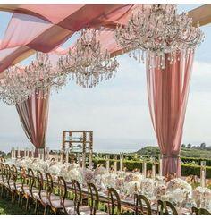Perfect outside wedding ❤
