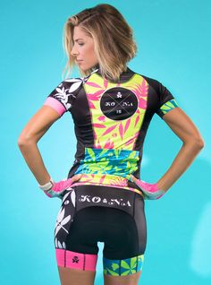 519f81662 Betty Designs NEW womens clothing triathlon cycling running skulls  butterflies