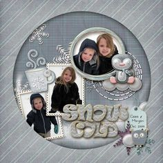 Layout by gduncan using Jack Frost by Wendy Tunison Designs