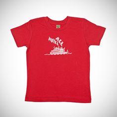 Kids' Ace Hotel Seattle Tugboat Shirt // shop.acehotel.com