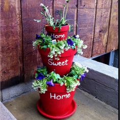 I want this but in cleveland indians – Artofit Garden Crafts, Garden Projects, Garden Art, Flower Pot People, Clay Pot People, Flower Pot Art, Flower Pot Crafts, Clay Pot Projects, Clay Pot Crafts