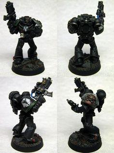 Raven Guard Shadow Force Dragomir - Forum - DakkaDakka | We give you a 2+ Armor save against sucking.