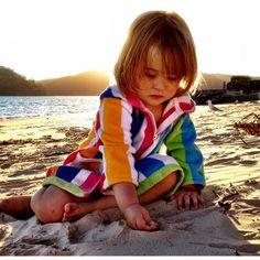 So cute....Terry Rich Australia Beach Robes.  Now available at www.destinationbeach.com