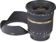 Most of the times it is much cheaper to get lenses for a Canon camera from a third party vendor such as Tamron. Their lenses are quite reliable and just as good as the ones offered by Canon. Being more affordable means that even beginners will get the opportunity to shoot professional grade...