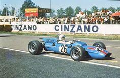 Jo Schlesser - Matra MS5 [MS5-10] Cosworth FVA - Ford France SA - XXVI Grand Prix d'Albi - 1967 Trophées de France, Round 4