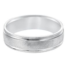 Fink's Men's 6mm Satin Finish Band
