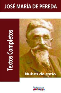 Nubes de estío (Spanish Edition) by José María  de Pereda https://www.amazon.in/dp/B005HE23BS/ref=cm_sw_r_pi_dp_U_x_5d5jBbDPT4BXT