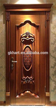 Main Entrance Door Design, Wooden Main Door Design, Door Design Interior, Modern Home Interior Design, Wood Front Doors, Wooden Doors, Single Main Door Designs, Classic Dining Room, Bed Frame Design