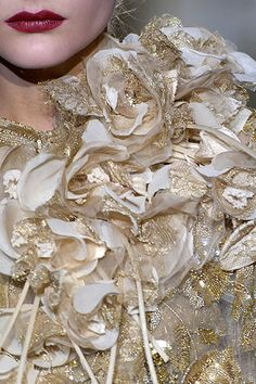 Valentino Autumn/Winter 2006 Couture Details | British Vogue