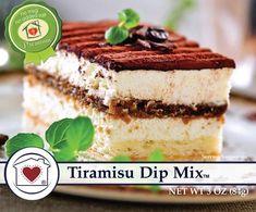 Tiramisu Dip Recipe, Tiramisu Trifle, Dessert Dips, Trifle Desserts, Sweet Cookies, Specialty Foods, Graham Crackers, Gourmet Recipes, Food Processor Recipes