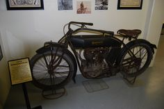 Photos of Rare Vintage Motorcycles at the Sturgis Motorcycle Museum (Part 1)   Motorcycle Blog of Leatherup.com
