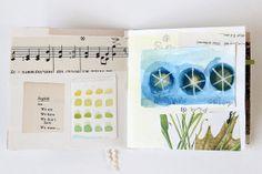 Sketchbook Collage Artist Book inspiration for art students with thanks to Artist Katie Licht Developing Sketchbooks Journal Doodles, Sketch Book, Student Art, Artist Books, Art, Sketchbook Ideas Inspiration, Sketchbook Journaling, Collage Artists, Art Journal