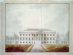 War Of 1812, Washington Dc, Conference, Presentation, Fire, History, Building, House, Historia