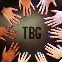 Bringing a whole new meaning to nail art #TBGculture