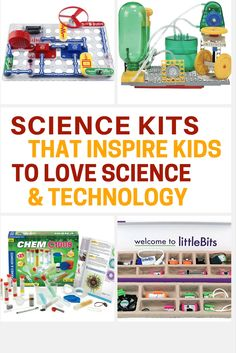 Science loving kids could play with some of these toys for hours. Do you have a child who loves doing these experiments?
