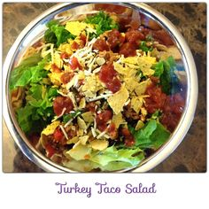 You don't win friends with salad - well, this one you do!
