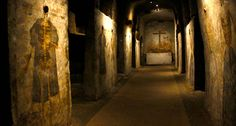 The second Early Christian cemetery in Naples, under the Basilica of Santa Maria della Sanità. Visit the Catacombs of San Gaudioso. San Gennaro, Museum Tickets, Ancient Tomb, Attraction Tickets, The Catacombs, What To Do Today, Thing 1, Sardinia, Tour Guide