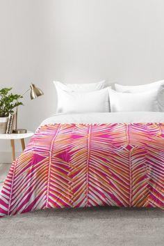 Zoe Wodarz Poolside Party Comforter | DENY Designs Home Accessories