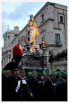 Siracusa, Santa Lucia province f Syracuse Sicily