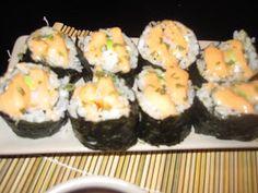 runnerandabaker: Crunchy Shrimp Roll