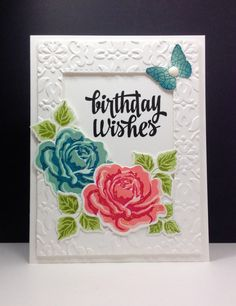 CC569 Sweet Life Bouquet by beesmom - Cards and Paper Crafts at Splitcoaststampers