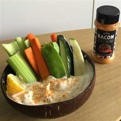 Deliciou's Bacon Seasoning makes anything taste like bacon. As a natural, vegan and healthy seasoning option you can flavor your meal with confidence. With our bacon salt you can turn an average meal into an unbelievable deliciousness. Bacon Fries, Bbq Bacon, Bacon Seasoning, Dehydrated Vegetables, Vegan Recipes, Cooking Recipes, Appetizer Recipes, Appetizers, Quick Easy Meals