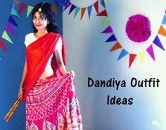 Dandiya Outfit Indian Clothes