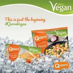 Quorn to go COMPLETELY VEGAN across their ENTIRE range of products! [UPDATED] | Rise of the Vegan