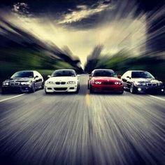 BMW E46 M3's