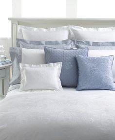 ralph lauren suite paisley pale blue king comforter | paisley
