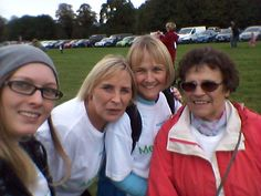 Team Riversway at this years Alzheimer's Society Memory Walk at Blaise Castle Bristol - Well done #TeamRiversway #NursingHome