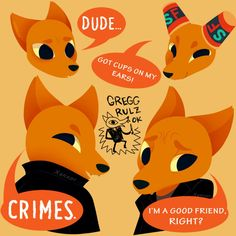 Night in the Woods Gregg by Xanxor