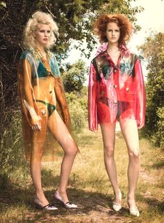 Numéro # 156 September 2014 | Magdalena Jasek & Veroniek Gielkens by Victor Demarchelier [Editorial]