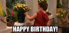 Funny happy birthday animated gifs, picture's and happy birthday images. Free animated happy birthday graphics.