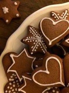 Jolis Biscuits de pain d'épices