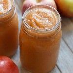 Slow Cooker Applesauce (No Added Sugar)