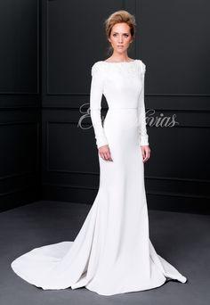 Vestido de novia Victoria by Vicky Martín Berrocal Colección 2017 Modelo Boliche en Eva Novias Madrid Calle Mayor, 5 Teléfono 91 522 35 73