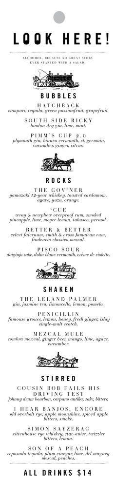 Mattei's Tavern- Specials, Something New