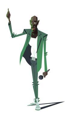 Geek-Art by Alex Fuentes, via Behance ✤ || CHARACTER DESIGN REFERENCES | キャラクターデザイン | çizgi film • Find more at https://www.facebook.com/CharacterDesignReferences & http://www.pinterest.com/characterdesigh if you're looking for: #grinisti #komiks #banda #desenhada #komik #nakakatawa #dessin #anime #komisch #manga #bande #dessinee #BD #historieta #sketch #strip #fumetto #settei #fumetti #manhwa #koominen #cartoni #animati #comic #komikus #komikss #cartoon || ✤